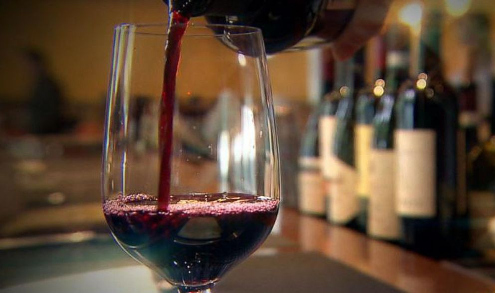 Whats Really Being Poured Into Your Wine Glass?