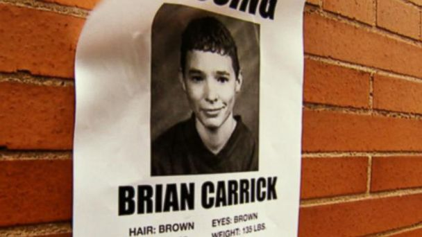 VIDEO: Part 1: Brian Carrick was last seen on Dec. 20, 2002, at Vals Foods, where he worked as a stock boy.