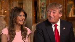 VIDEO: Donald Trumps Wife Melania on Their Marriage, His Campaign: Part 3