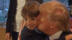 VIDEO: How Donald Trump Is Handling His New Role of Grandpa: Part 6