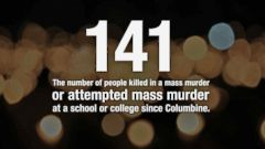 VIDEO: School Shootings Since Columbine: By The Numbers