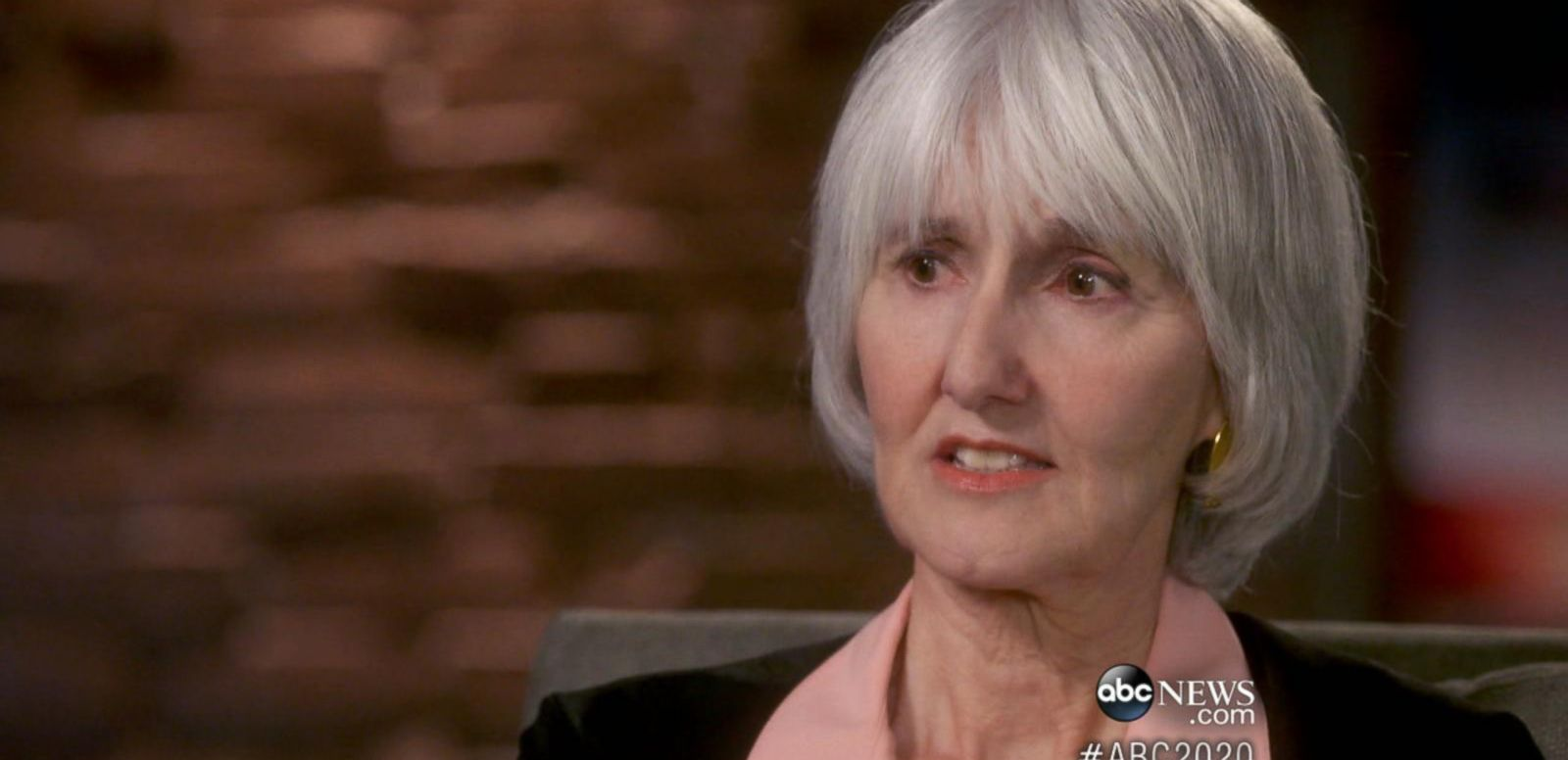 VIDEO: Sue Klebold Explains Why She's Coming Forward: Part 1