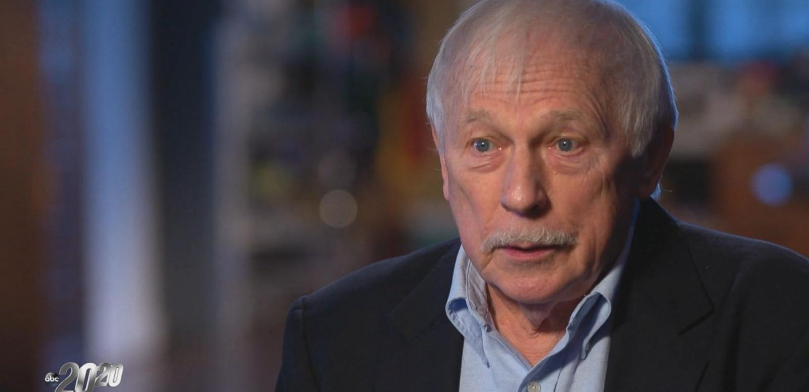 VIDEO: Scientology Leader David Miscavige's Father on David's Childhood