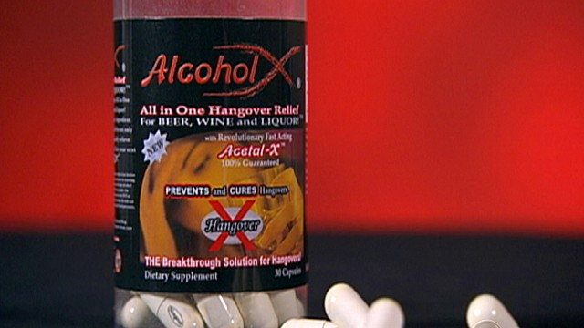 Intoxication Nation: Hangover Helper