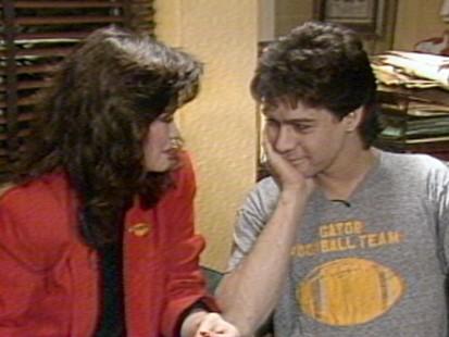 VIDEO: Valerie Bertinelli and then Husband Eddie Van Halen