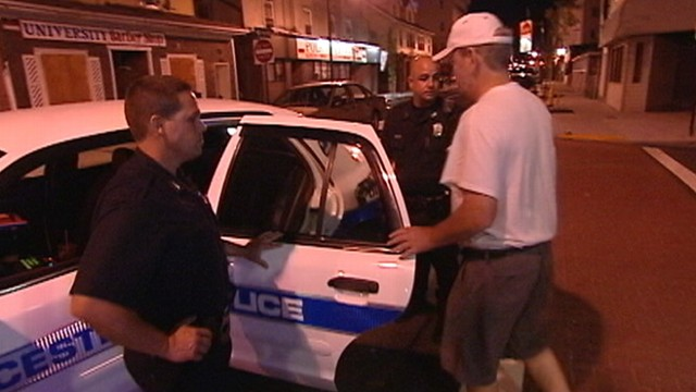 VIDEO: Some police departments are detaining bar patrons before they hit the road.