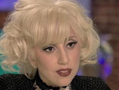 Lady Gaga: I Love Androgyny
