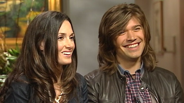 VIDEO: Pop trios youngest brother and his wife discuss the challenges of married life.