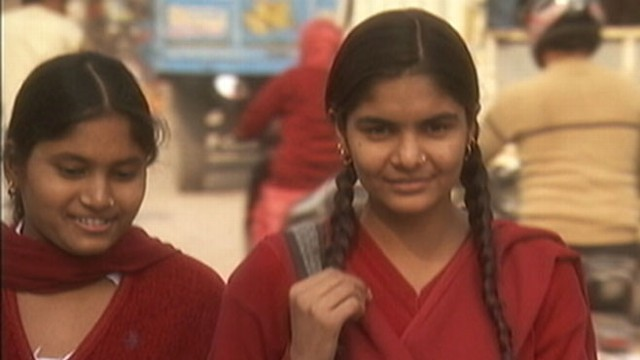 "VIDEO: Part 1: Why an estimated 40 million girls have gone ""missing"" in India."
