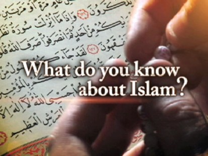 VIDEO: Diane Sawyer reports on a special 20/20 Islam: Questions and Answers, Friday 10/9c
