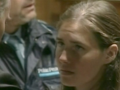 Amanda Knox Found Guilty on All Charges