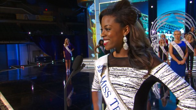 VIDEO: Miss Texas and Miss Montana say the organization has helped open new doors for them.