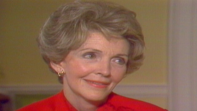 Nancy Reagan Recalls President Reagan Being Shot