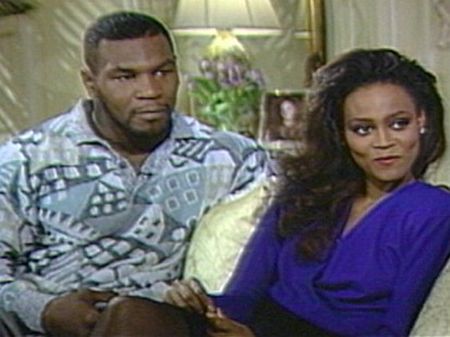 VIDEO: Mike Tyson and Former Wife Open Up on His Anger