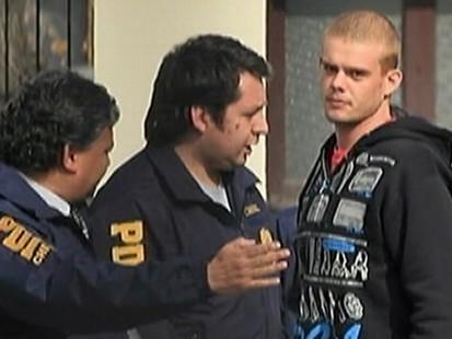 Van der Sloot Suspected in Extortion Scheme