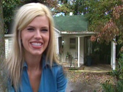 Police: Another woman?s rape led to charges in murder of TV anchor Anne Pressly.