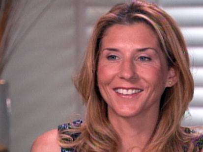VIDEO: Monica Seles talks about her battle with depression.