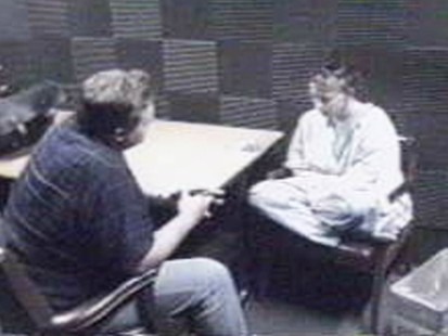 VIDEO: Christine Paolilla interrogation