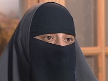 VIDEO: Hebah Ahmed, 32, believes wearing the veil is a way to express her identity.