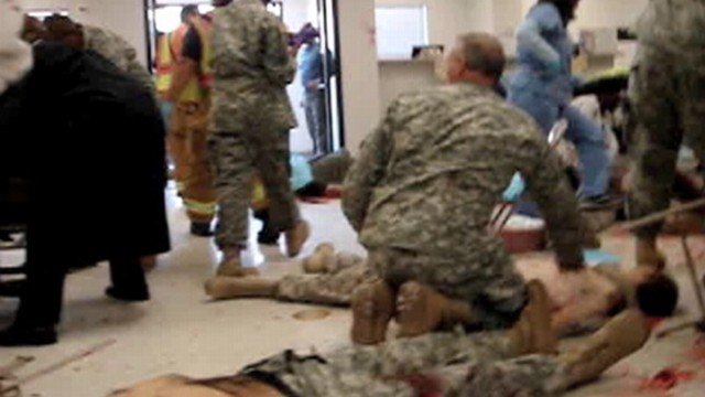 Dramatic Video of Ft. Hood Shooting Aftermath