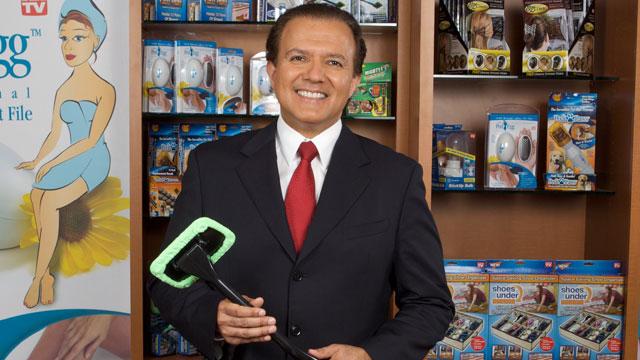 PHOTO:A.J. Khubani is a self-made businessman with a billion dollar infomercial empire.