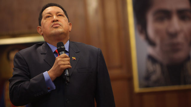 PHOTO: Simon Bolivar. Chavez has asked his countrys legislature for permission to travel to Cuba for more medical treatment after spending much of the past 18 months fighting cancer.