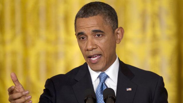 PHOTO:President Barack Obama.