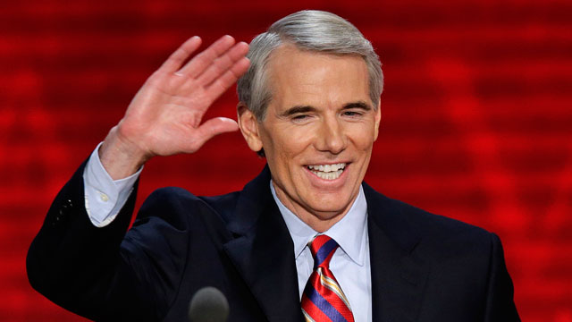 PHOTO:Ohio Senator Rob Portman said Thursday, March 14, 2013 that he now supports gay marriage and says his reversal on the issue began when he learned one of his sons is gay.