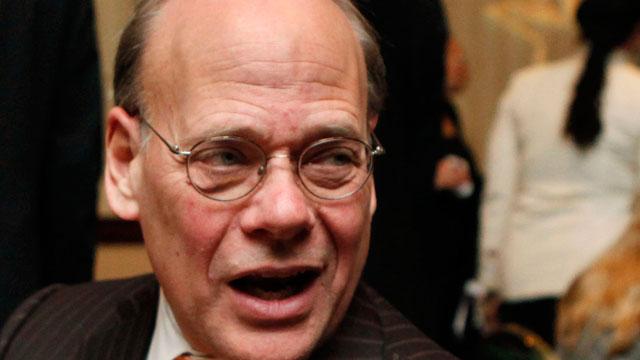 PHOTO:In this Jan. 13, 2010 file photo, Rep. Steve Cohen, D-Tenn., left, speaks in Washington, D.C.