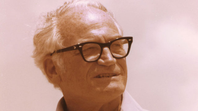 PHOTO:Barry Goldwater was a five-term senator from Arizona and Republican nominee for president in 1964.