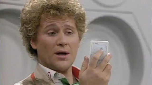PHOTO: The Sixth Doctor IS The Doctor
