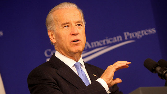 PHOTO: Vice President Joe Biden will meet with members of the National Rifle Association on Thursday, January 10, 2013.