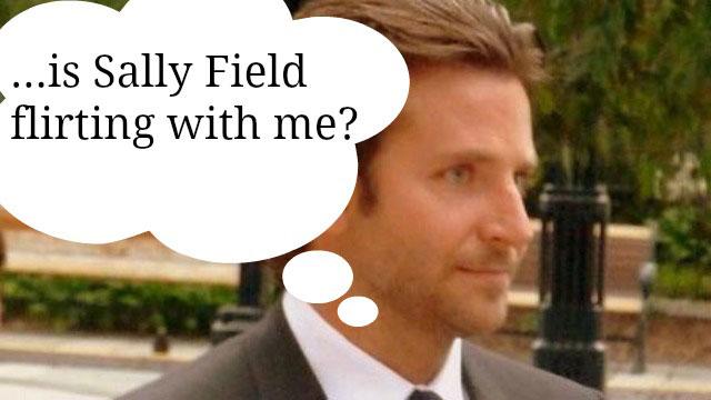 PHOTO:Best Actor nominee Bradley Cooper