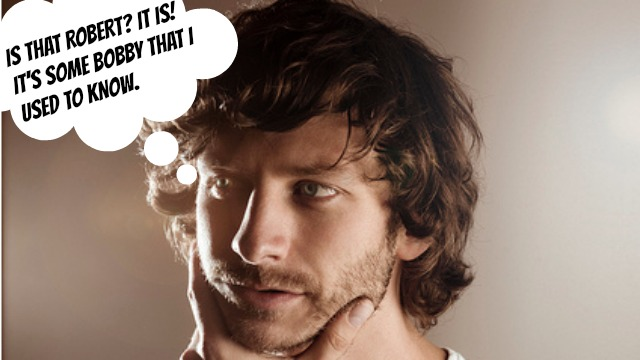 "PHOTO: Will Gotye take home the ""Record of the Year"" award for ""Somebody That I Used To Know""?"