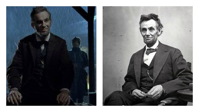 PHOTO: Daniel Day-Lewis as Abraham Lincoln