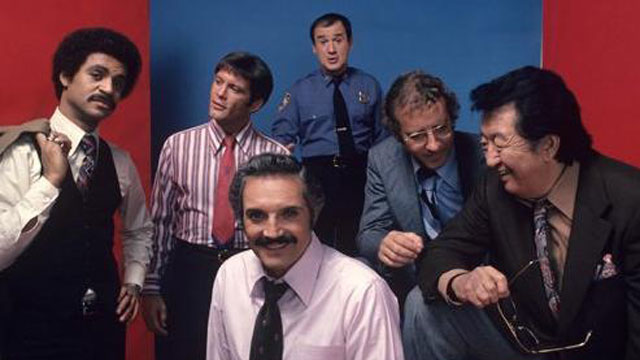 PHOTO:The cast of Barney Miller