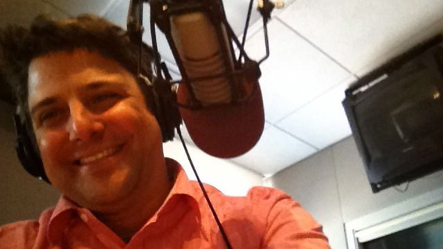 PHOTO: Julio Ricardo Varela, the founder of Latino Rebels blog, has now also started his own radio show and foundation for young journalists and filmmakers.