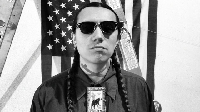 PHOTO: Bobby Wilson, a member of the Native American comedy group the 1491s says his family celebrates Thanksgiving, but with a healthy dose of cynicism.