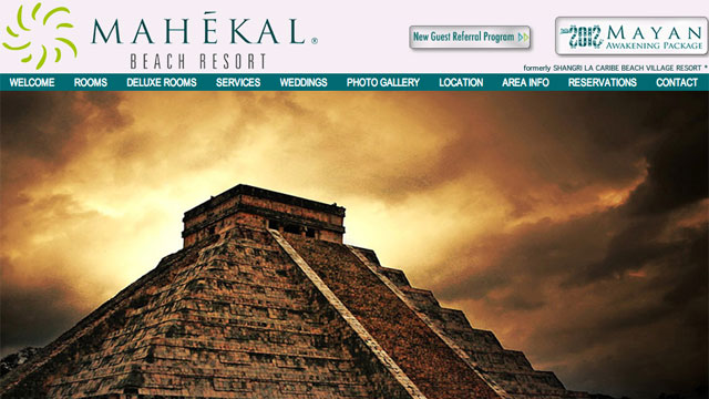 2012 Mayan Awakening Package