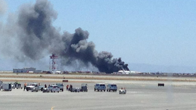 An Asiana Airlines Boeing 777 with nearly 300 people aboard crashed on Saturday, July 6, at San Francisco International Airport.