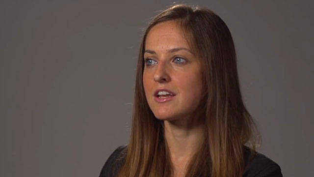 PHOTO:Kristina Anderson, who survived the Virginia Tech shooting, launched the Koshka foundation to help other victims.