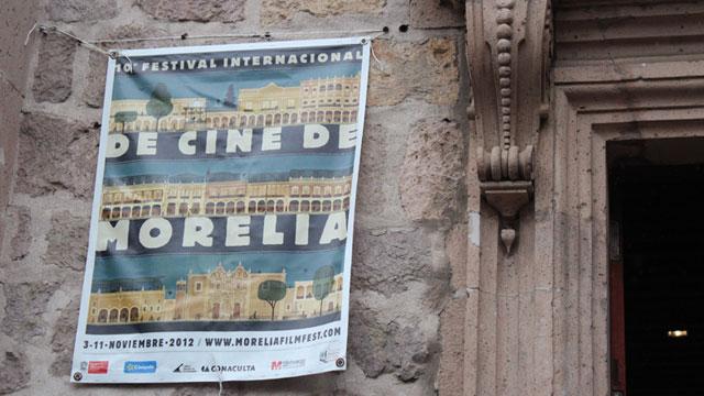 PHOTO:Morelia Film Fest