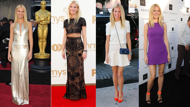 PHOTO:Actress Gwyneth Paltrow is always dressed beautifully.