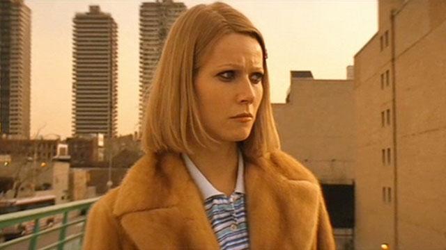 PHOTO:Screenshot of Gwyneth Paltrow as Margot Tenenbaum in Wes Anderson's 'The Royal Tenenbaums'