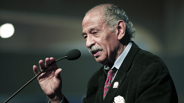 PHOTO: Rep John Conyers (D-Mich.)
