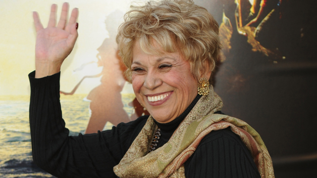 PHOTO:Actress Lupe Ontiveros at the Warner Bros. 25th Anniversary celebration of The Goonies on October 27, 2010 in Burbank, California.