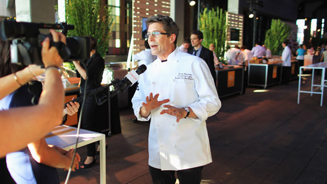 PHOTO:Chef and Mexican food expert Rick Bayless
