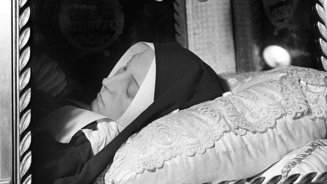 PHOTO:Bernadette Soubirous