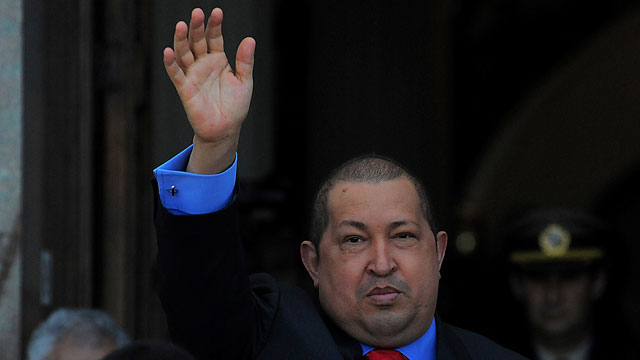 PHOTO: Former president Hugo Chavez will remain with his fellow Venezuelans in body, if not in spirit.