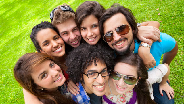 PHOTO: Exposed to diversity at college can lead to increased creativity and tolerance.